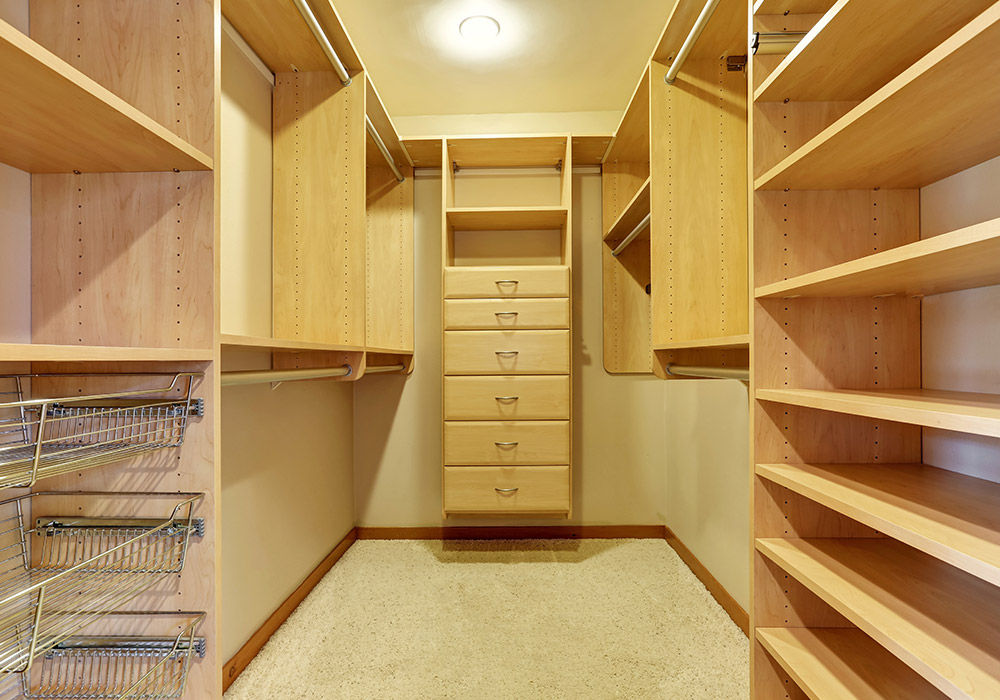 Incroyable Closet Design Ideas